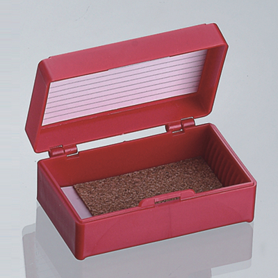 Storage Boxes for Slide Microscope,12 Place